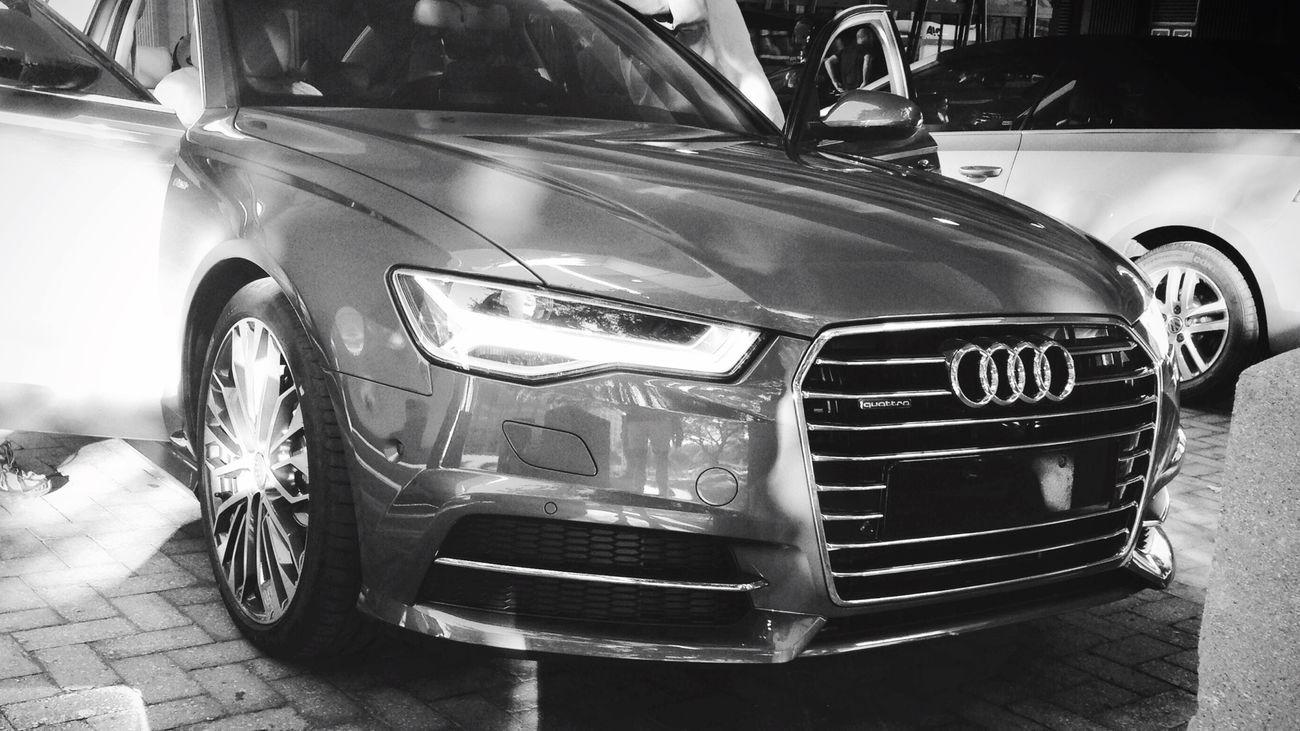 Blacknwhite Audi A6 Quattro