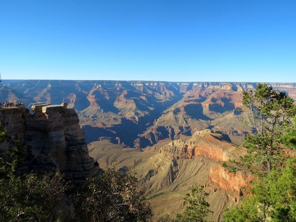 Grand Canyon Canyon Valley Scenery Nature Nature Photography Nature_collection Beauty In Nature Travel Destinations Roadtrip Scenics Landscape Arizona Beautiful グランドキャニオン アリゾナ アメリカ 谷 大自然 景色 広大 果てしない 海外 ロードトリップ 感動