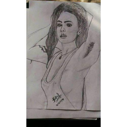 Pencilwork ;)