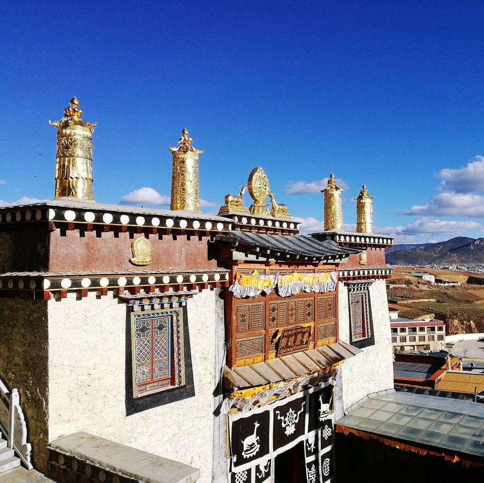 Architecture Temple - Building 佛教