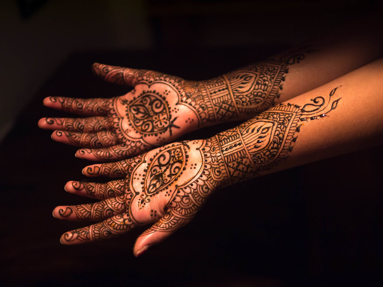 Bridal henna in Brooklyn Henna Mehndi Bride Desibride Brooklyn Mehndi