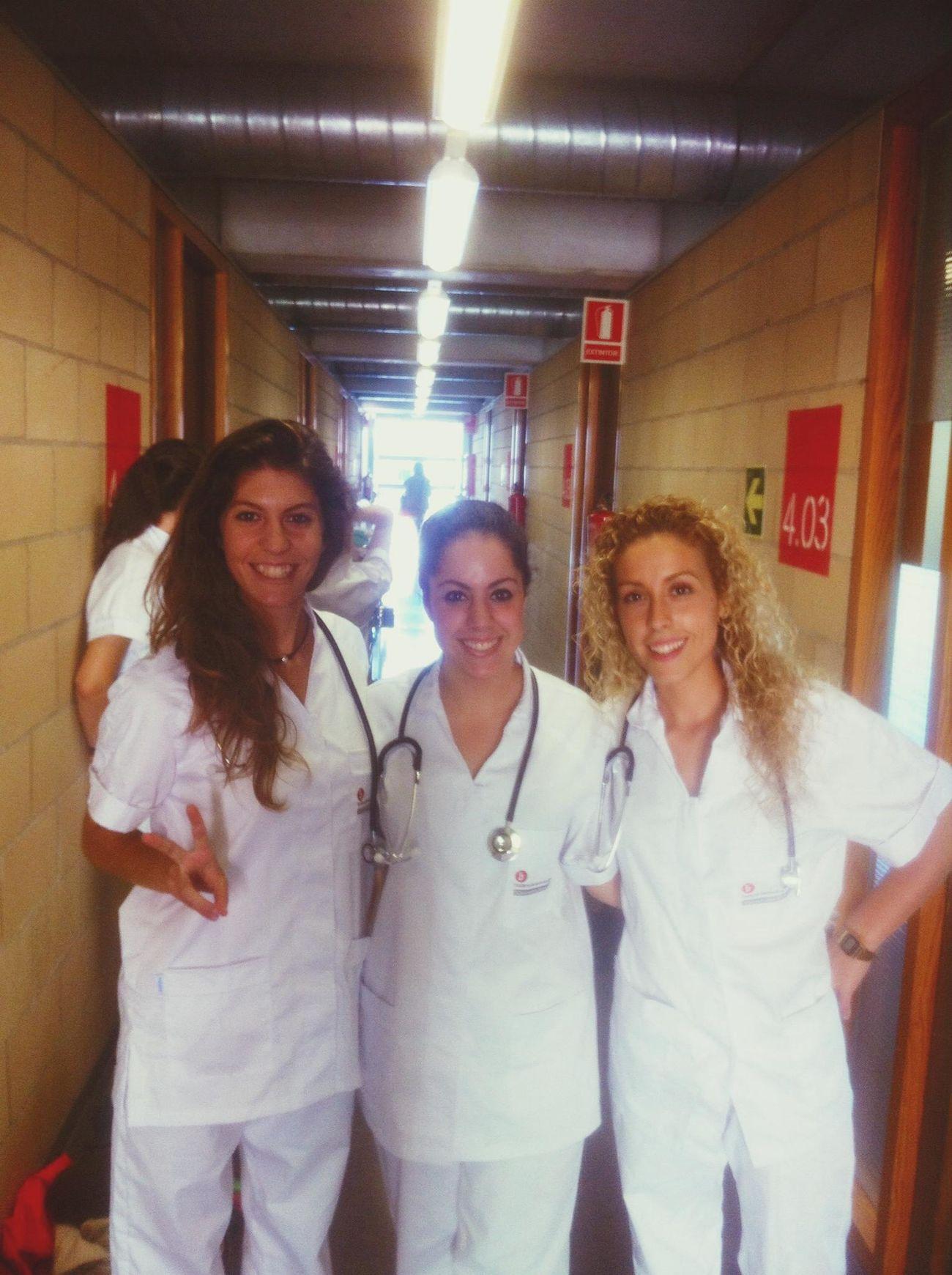 les millors infermeres!!! Nurse