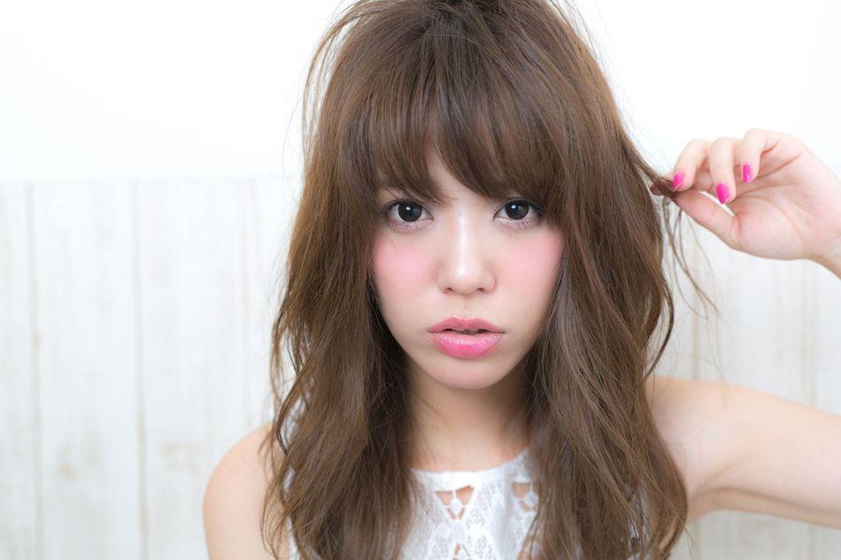 Hair 箕面 美容室 Japanese Girl Hairstyle Japan