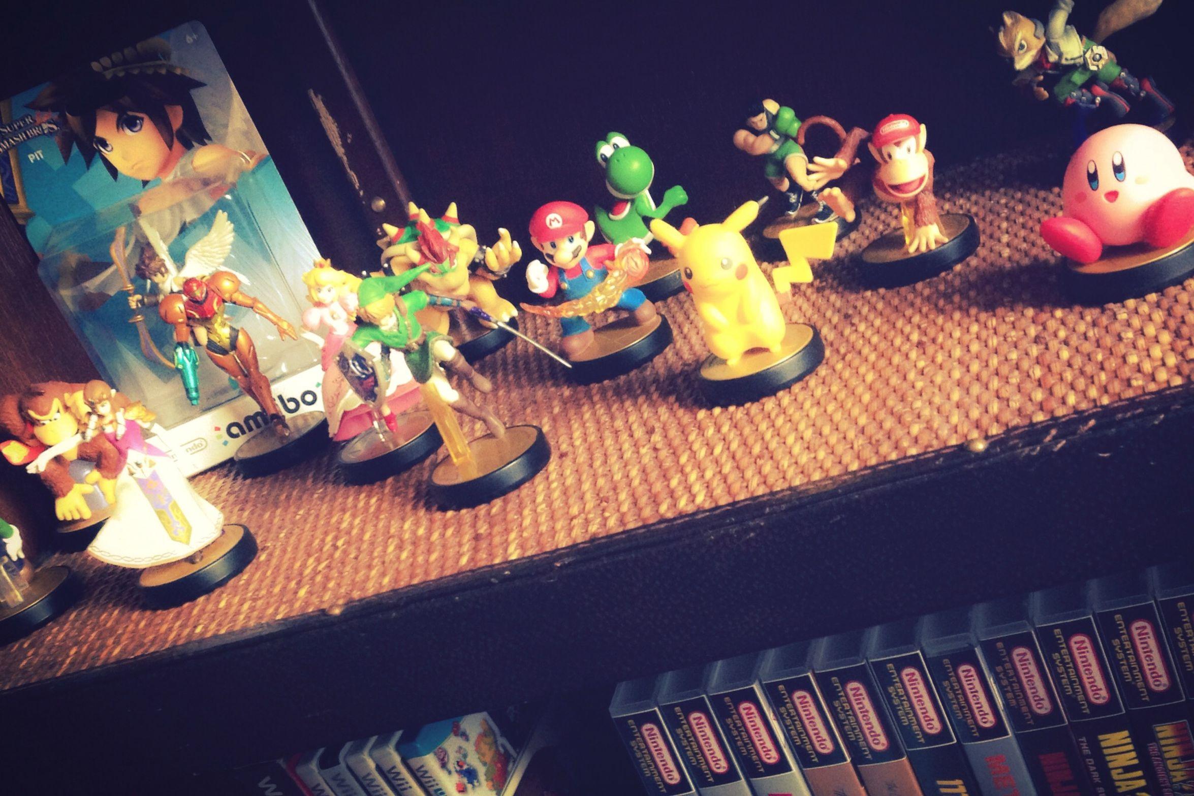 Amiibos Nintendo Amiibo Amiibos Nintendolife Supermario Metroid Legend Of Zelda Kid Icarus Donkey Kong