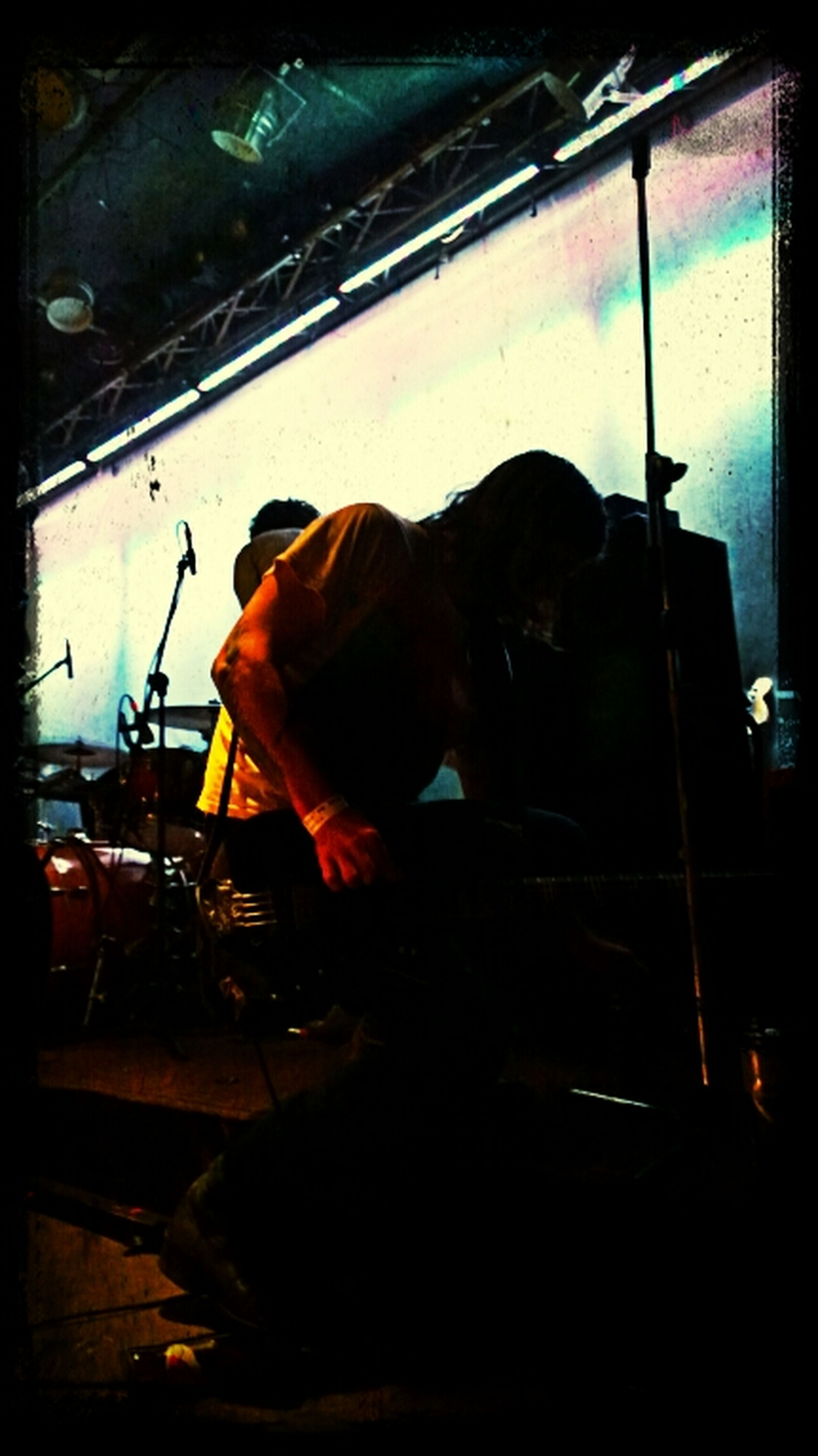 Wall Of Death Gabriel Matringe Psychedelic Rock Live Music @KyttaroLive in Athens