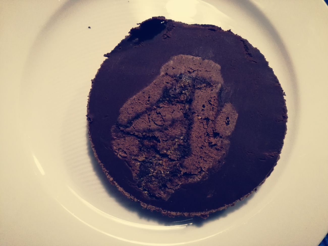 Chocolate Time Indoors  Freshness Delicious Darkness And Light Ready-to-eat Dessert Time! Dessertoftheday