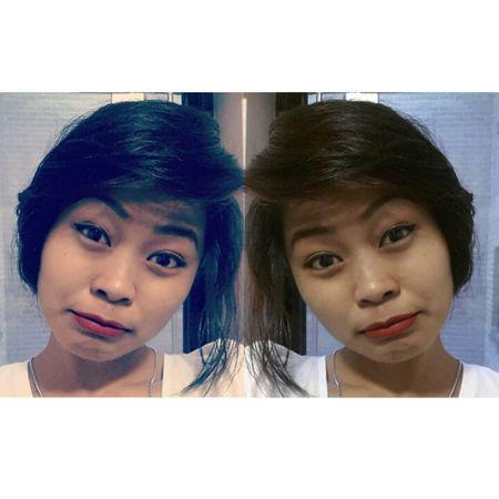 Filtered ❌ normal 181214 Short Hair Asian  ???✂