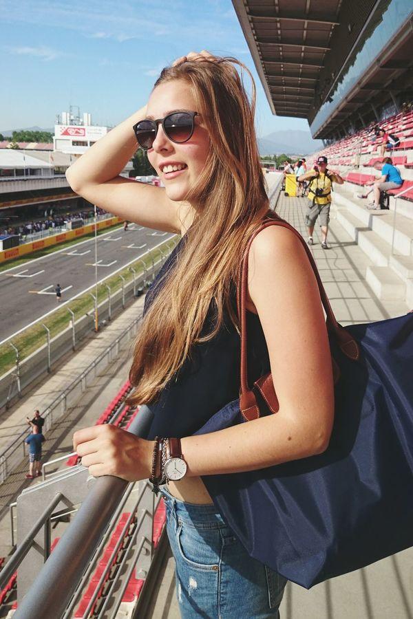 Circuit De Catalunya Formula 1 Grand Prix  SPAIN Barcelona Driving Montmeló Race