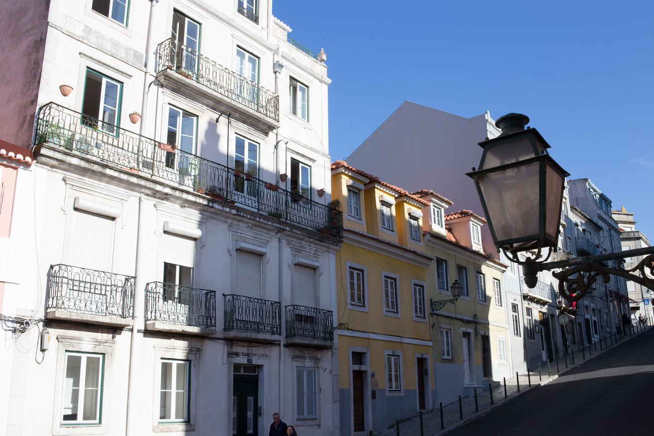 beautiful portugal Architecture Building Exterior Day No People Outdoors Sky