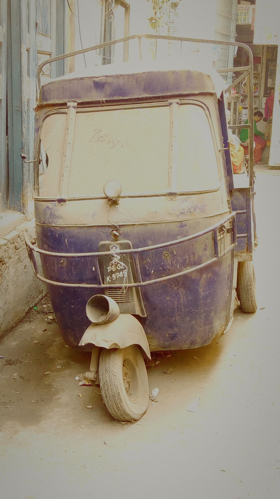 Land Vehicle Car Mode Of Transport Transportation No People Day Outdoors Close-up A Day Without Life
