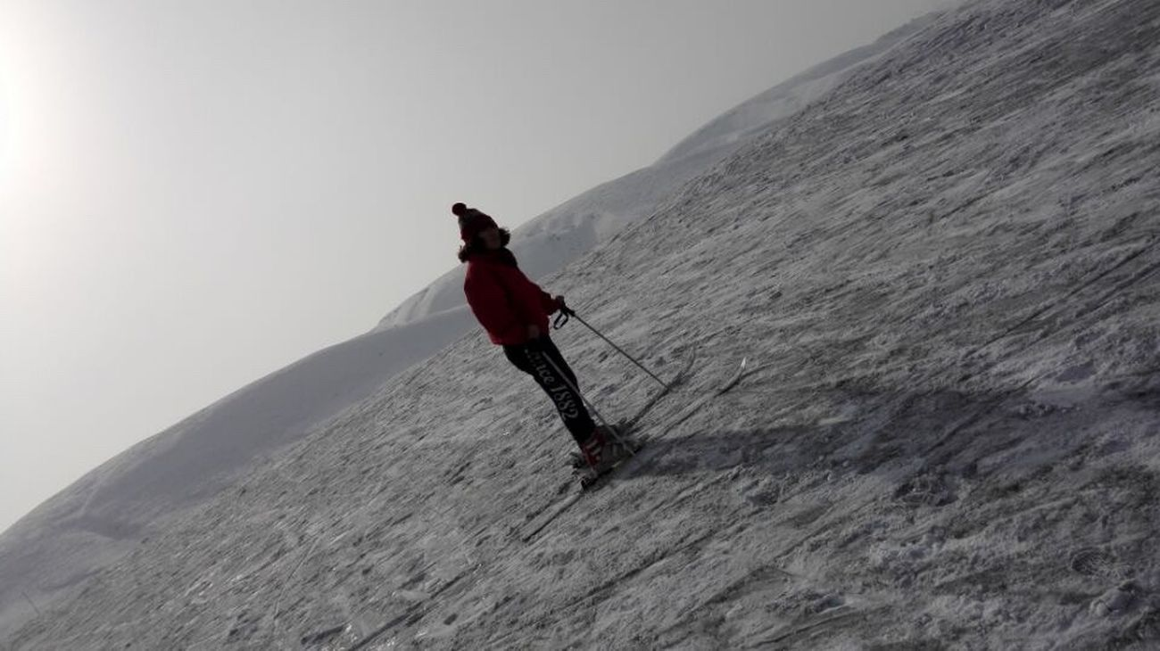 大自然滑雪场 沙湾县