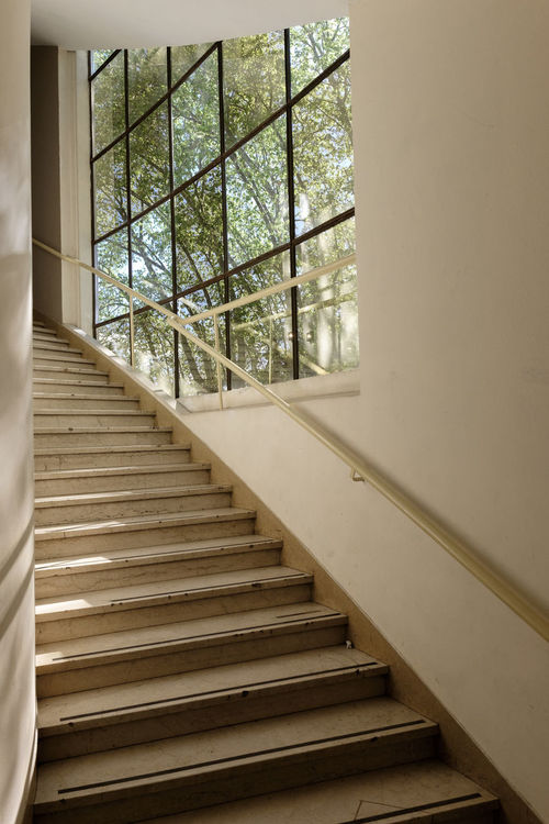 Up and Left Architecture Architecture Architecture_collection Built Structure Composition Escaleras Interior Interior Views No People Staircase Stairs Steps Steps And Staircases Subir Up Ventana Window