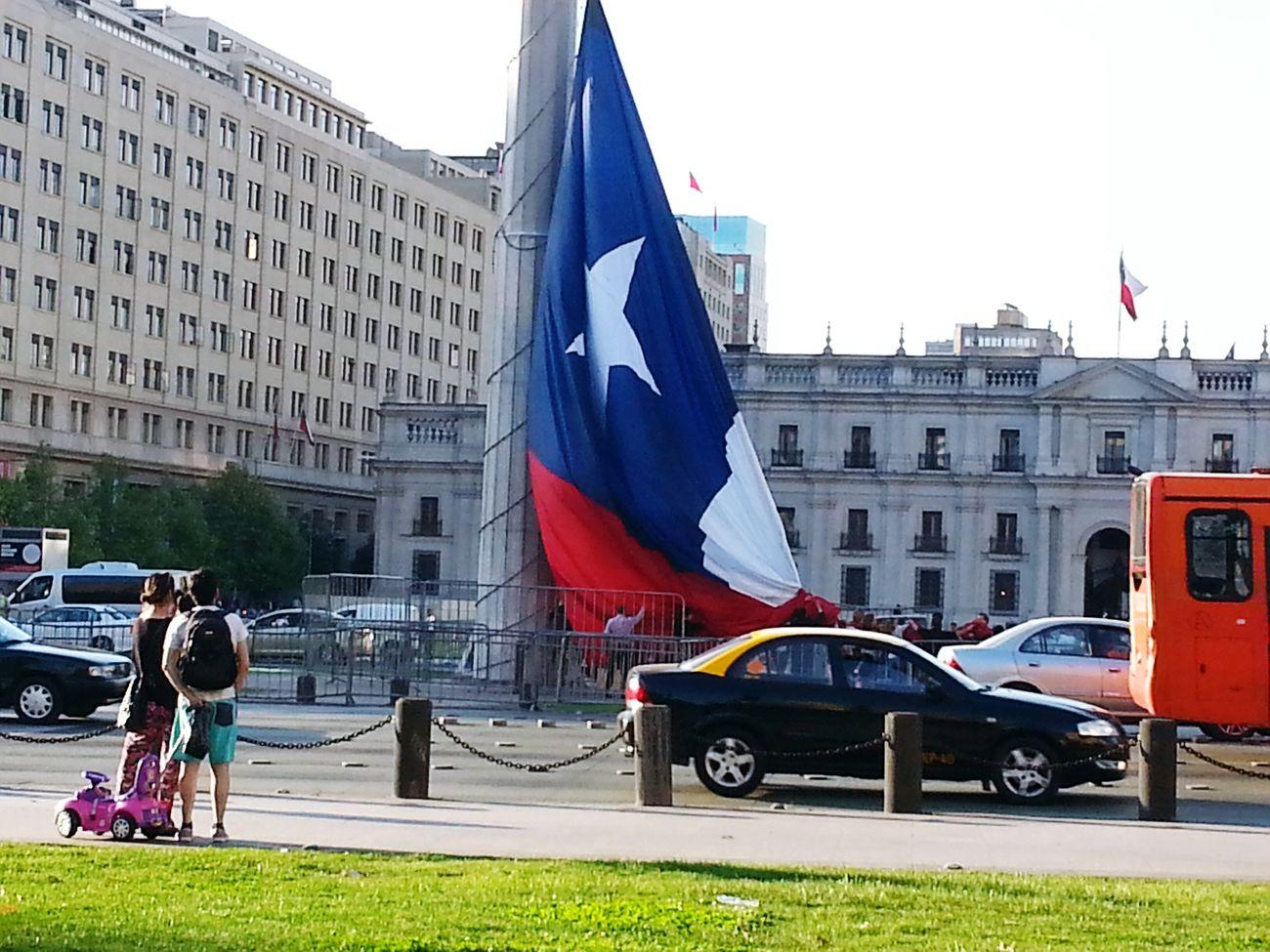 La Moneda-Casa De Gobierno Chile♥