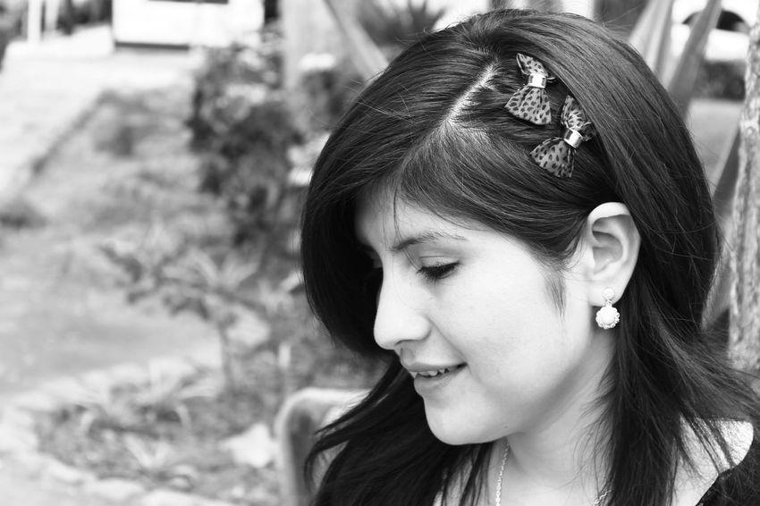 Amia Smile Photo