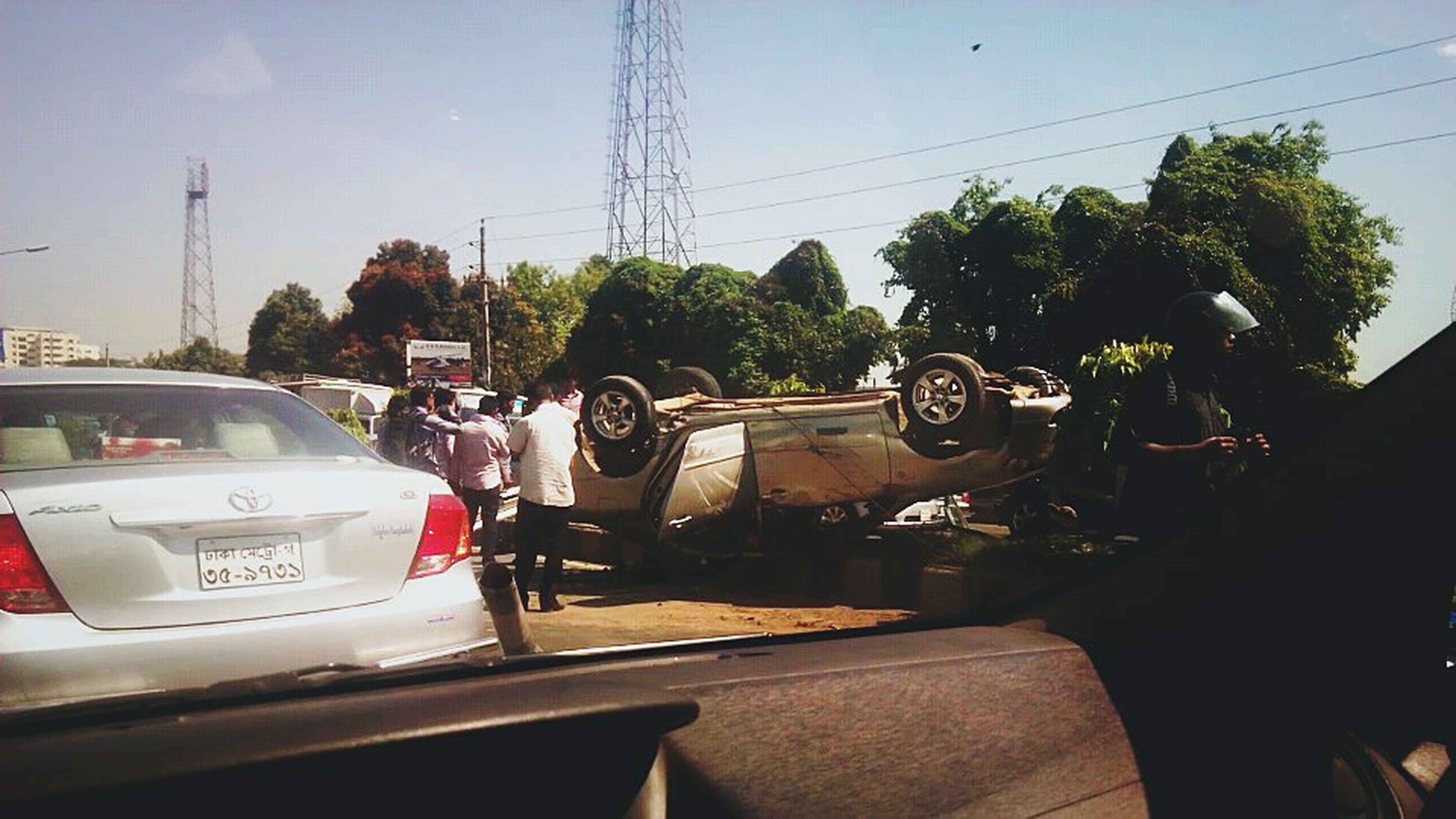 Carcrash Accident