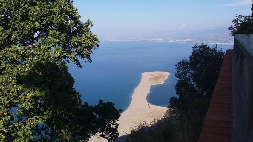 Wasser Beach Strand Meer Mare Spiaggia Capo D'Orlando Sicily Sea Italy Cielo Sky Aussicht Himmel Panorama View Tindari Estate Summer