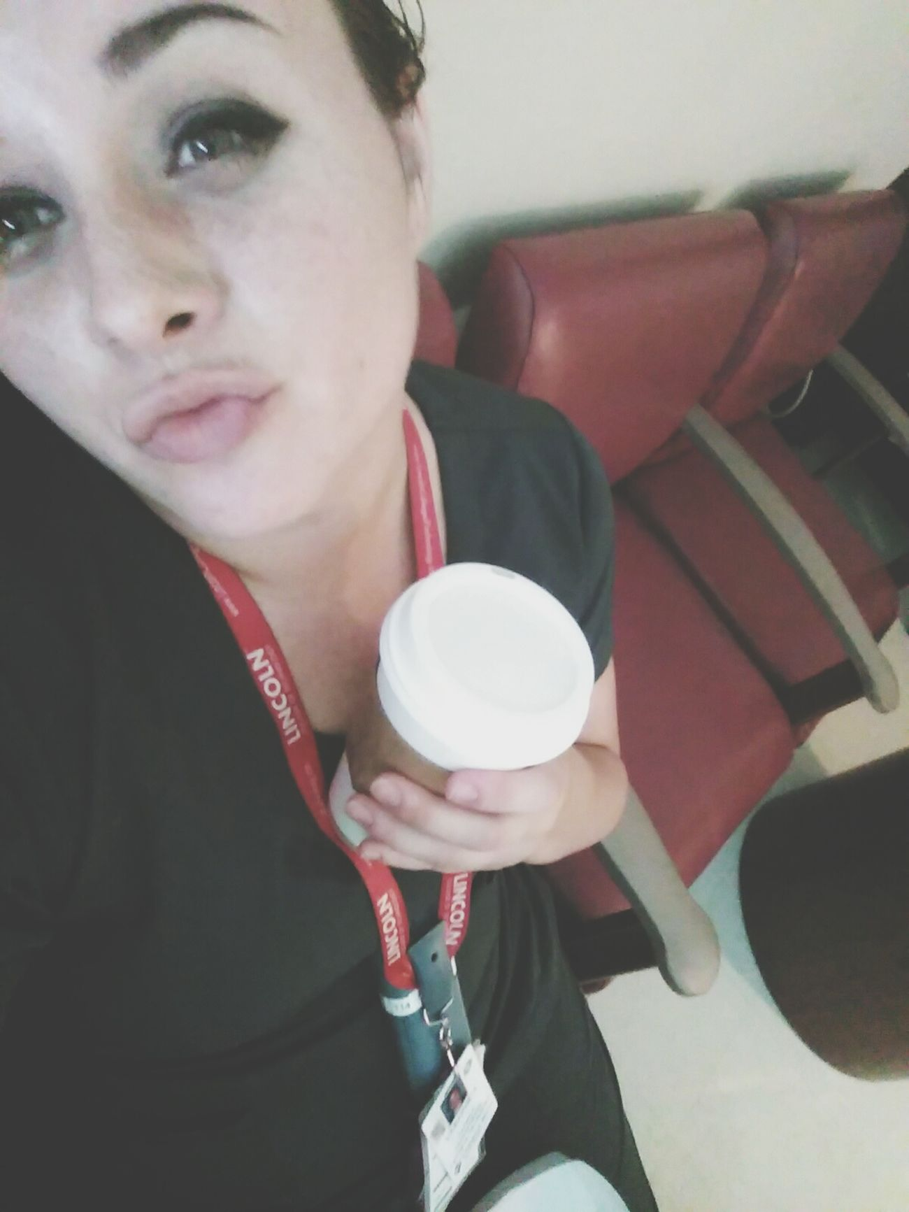 Welcome to Shoreline hospital.. Where i move you places and run on Starbucks 12 hours everyday.