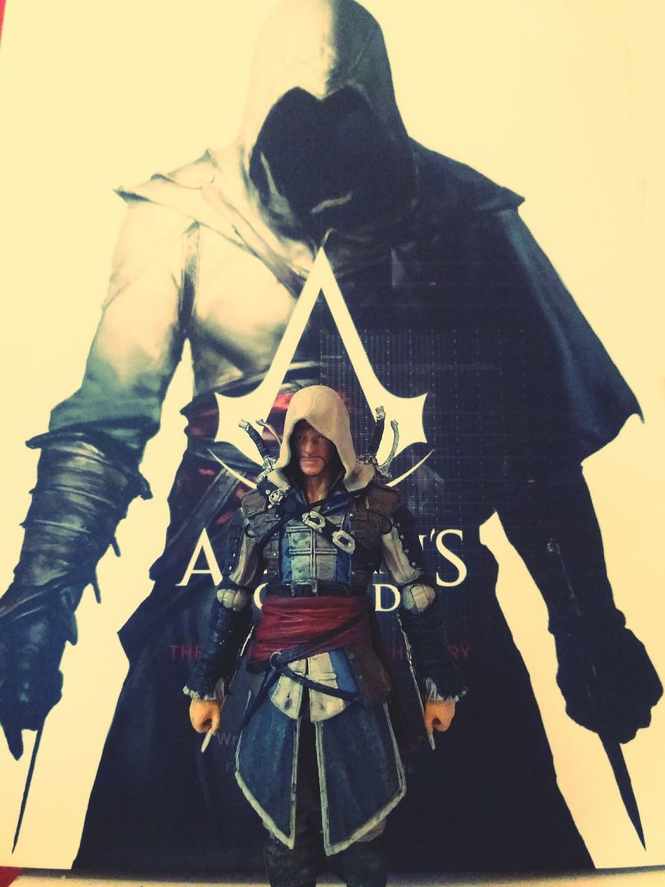 Assassin's Creed Black Flag Assassinscreed Blackflag Pirate Gaming Actionfigures