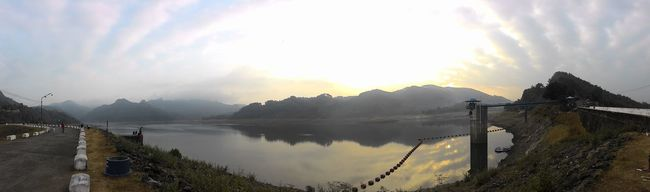 The Essence Of Summer Backtohome Lake Waiting For Summer Morning Summer Jawatengah INDONESIA Visit Indonesia love this pic so much... enjoy it...