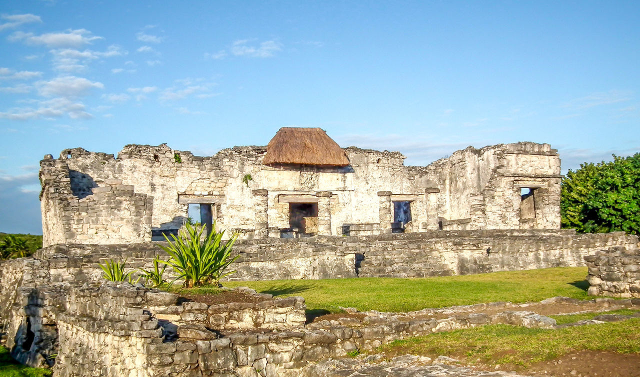 Ancient Ancient Civilization Archaeological Sites Archeology Architecture History Mayan Mayan Ruins Mexico Old Old Ruin Stone Material The Past Tulum Tulum Ruins Weathered Yucatan Mexico Yucatan Peninsula Yúcatan