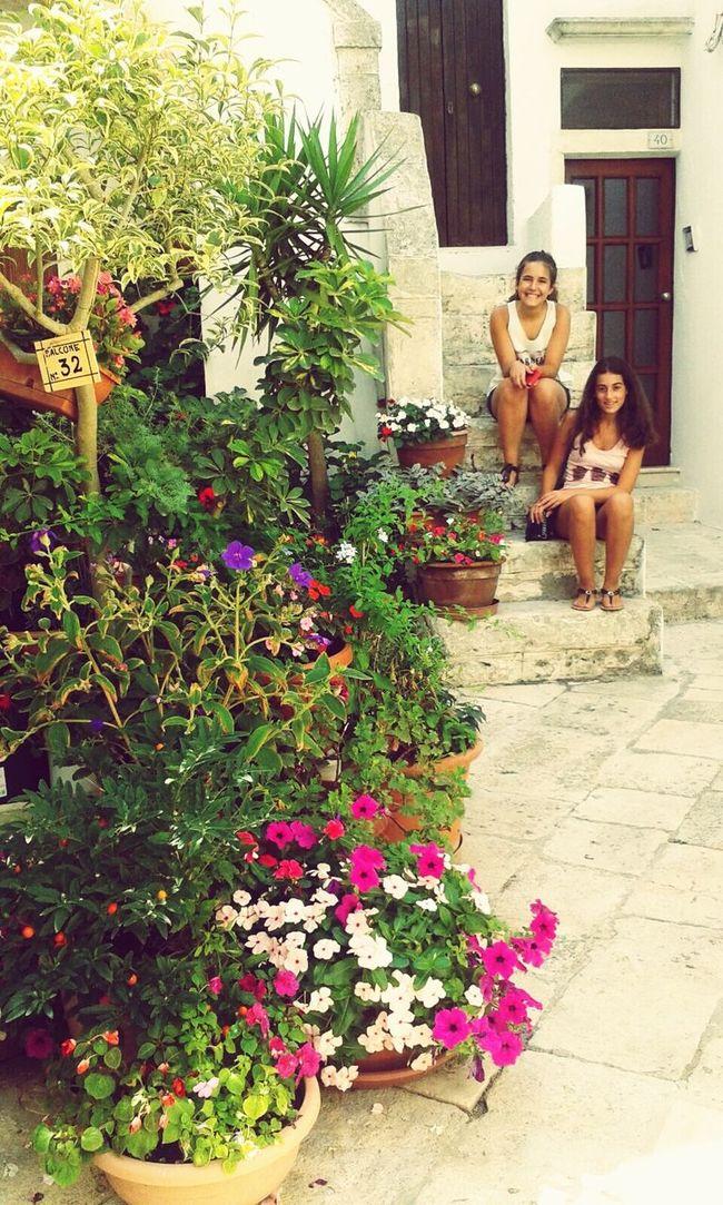 Locorotondo Puglia Friends Happiness Meandmyfriend Balcone 32