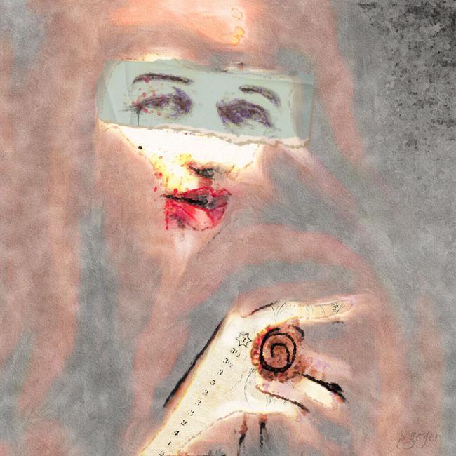 """I have said that she had no face; but that meant she had a thousand faces"" ~C.S. Lewis, Till We Have Faces NEM Submissions Digital Art NEM Painterly EyeEm Best Edits Surrealism My Art Portrait Of A Woman"