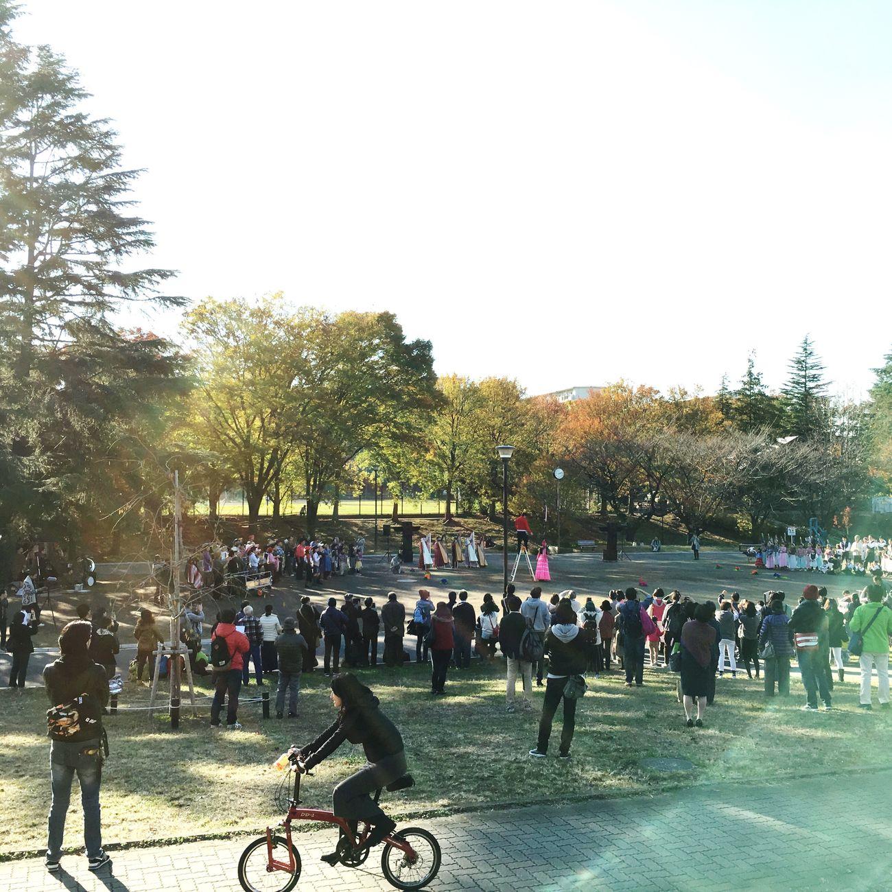 たまプラーザのみんなでつくったお祭り GUMBO 。 Festival
