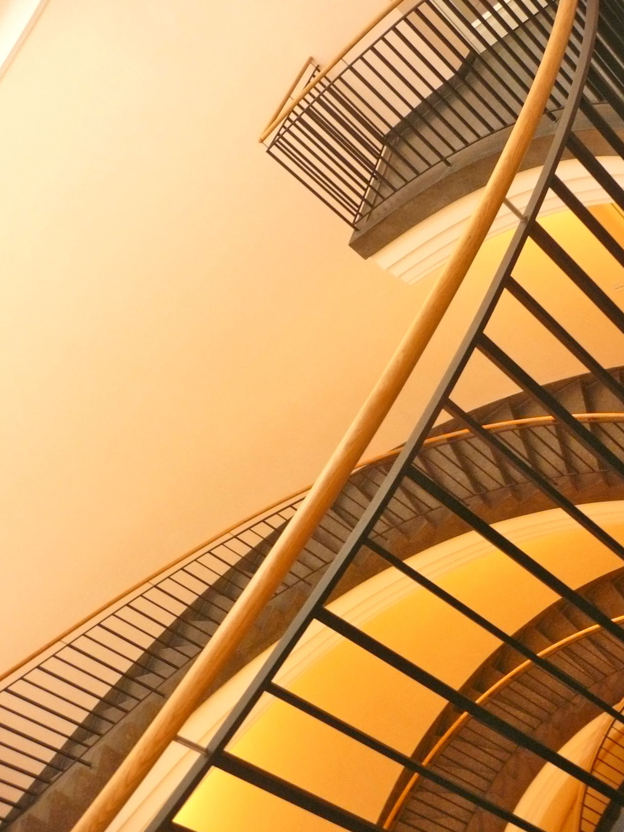 Architecture Railling Staircase The Architect - 2017 EyeEm Awards