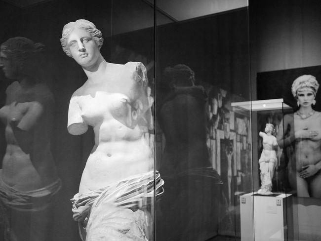 Statue Indoors  Sculpture Venus De Milo Tongeren Gallo Romeins Museum Expo