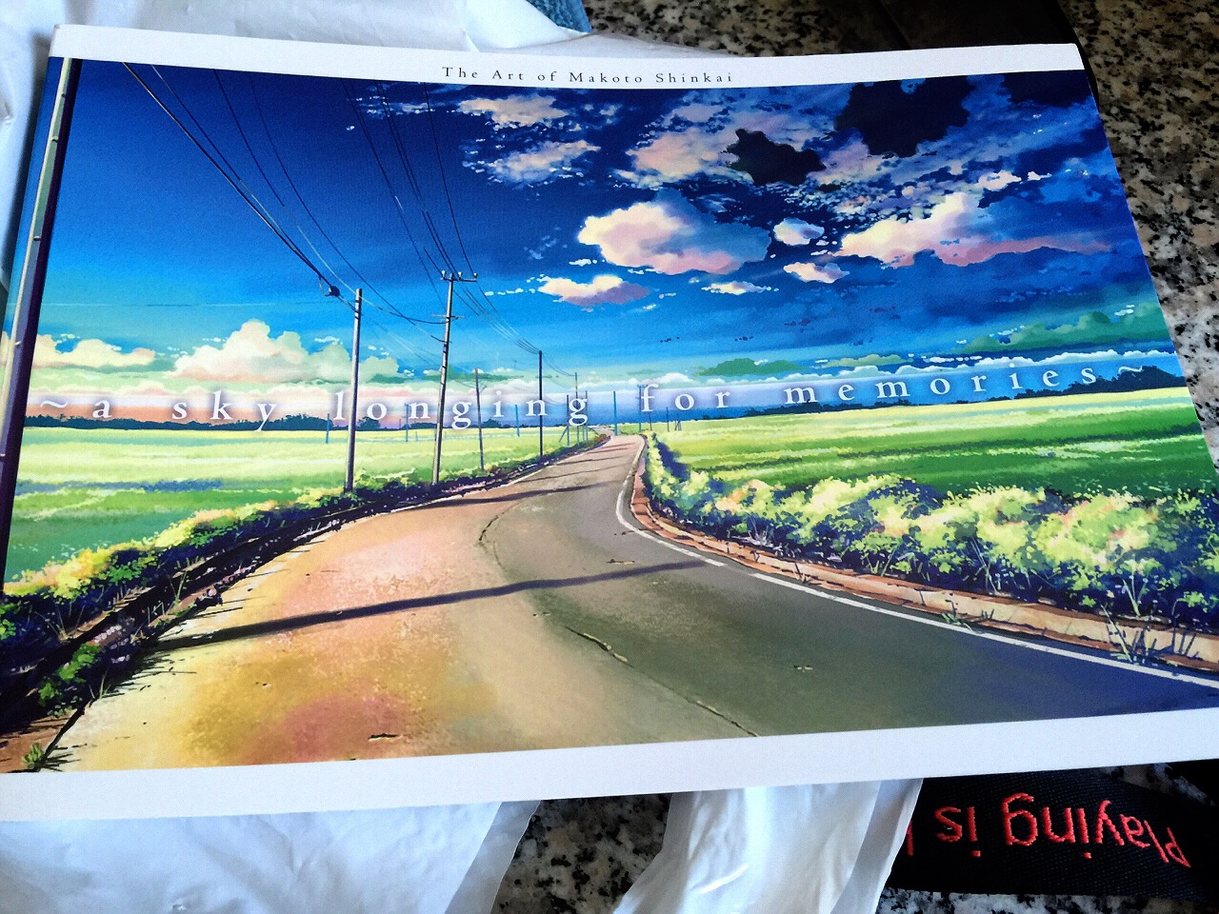 transportation, road, sky, the way forward, diminishing perspective, cloud - sky, landscape, vanishing point, road marking, field, country road, nature, cloud, day, weather, electricity pylon, street, season, asphalt, tranquil scene