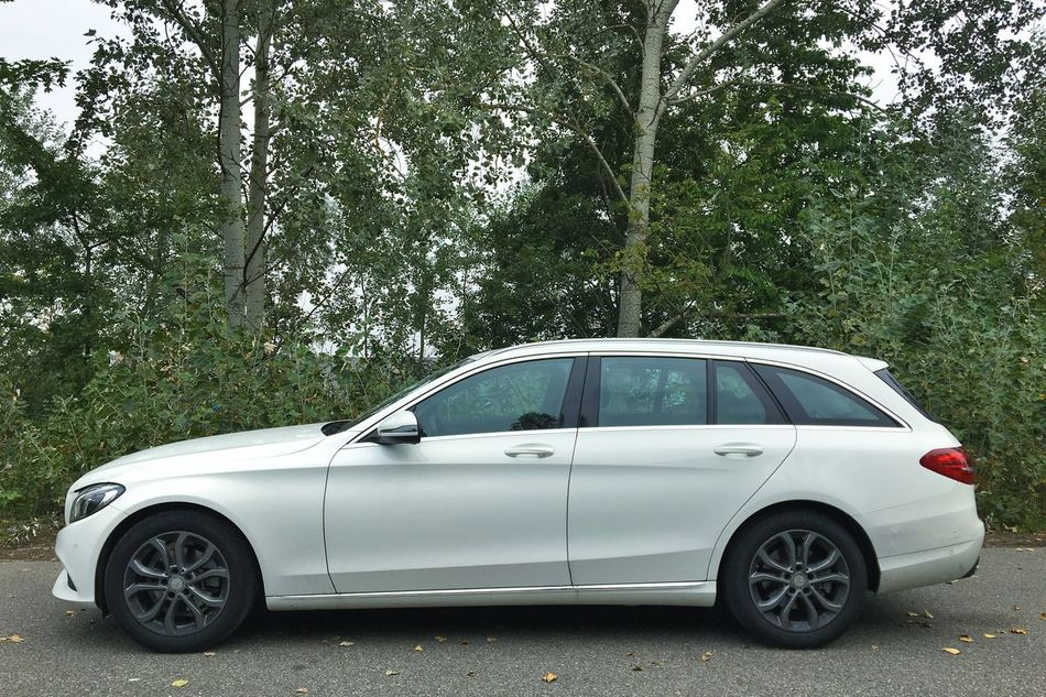 Another day, another C-Class! Neu-Isenburg ⇢ Germersheim