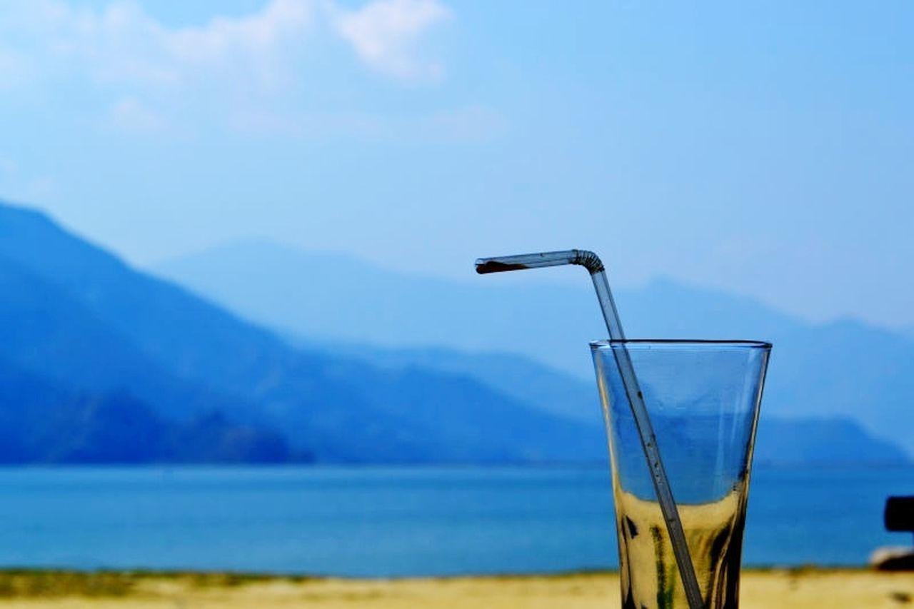 Blue Cup Phewa Lake Pokhara!