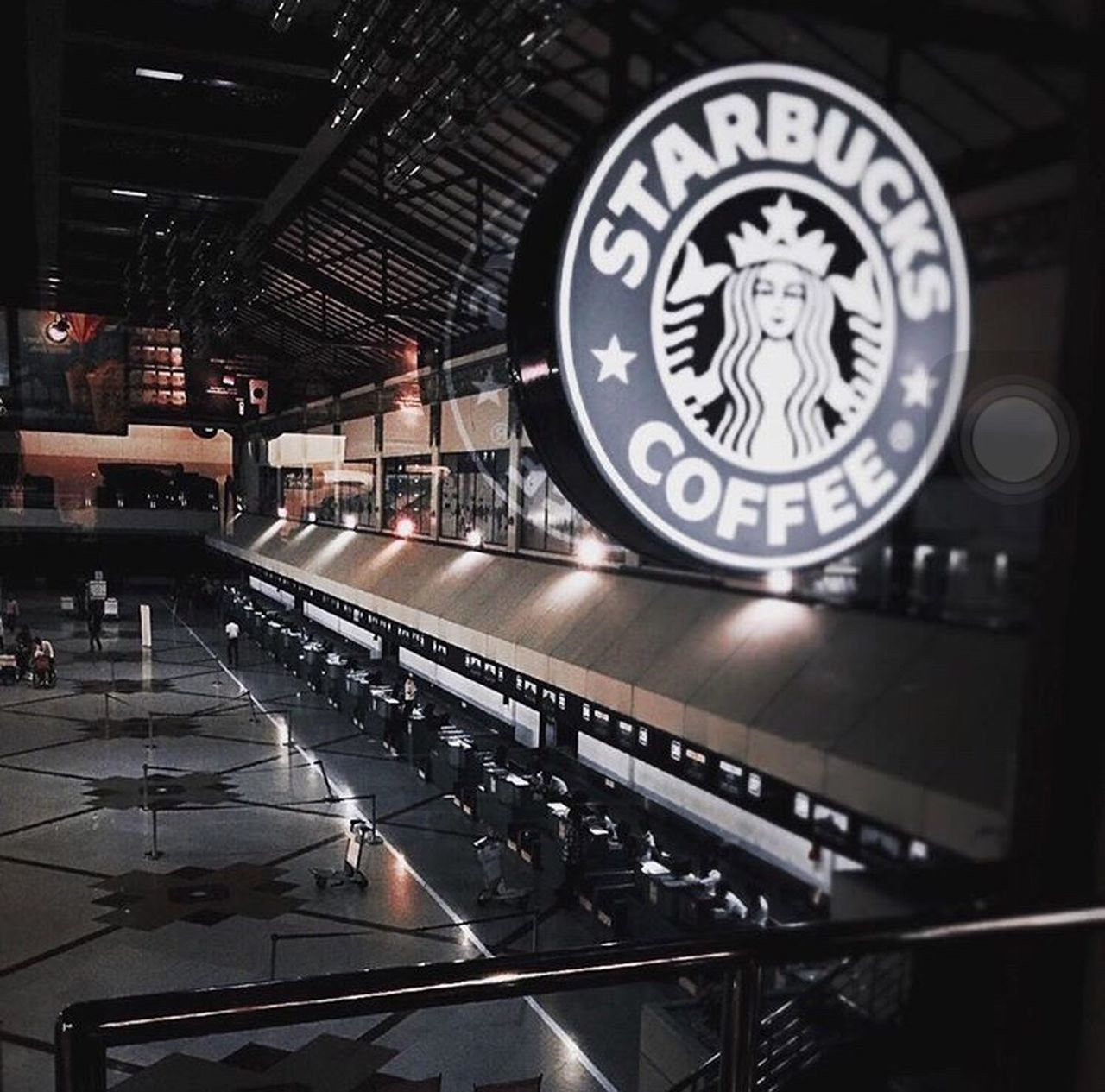 Learn & Shoot: After Dark Iphonephotography Iphone6 Starbucks Coffee Check This Out The Week On EyeEm