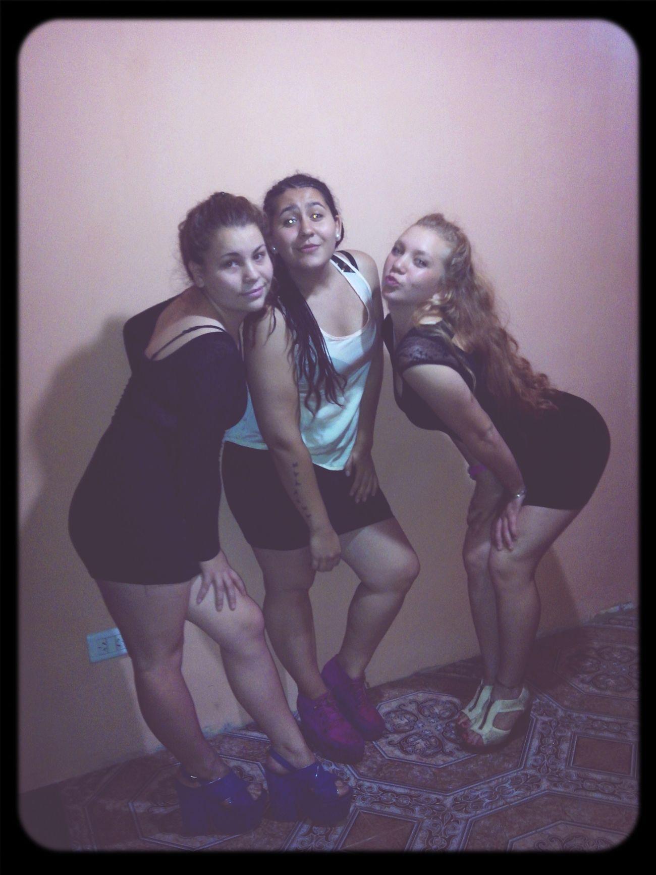Las amo <3 Amigosenlasmalas;)