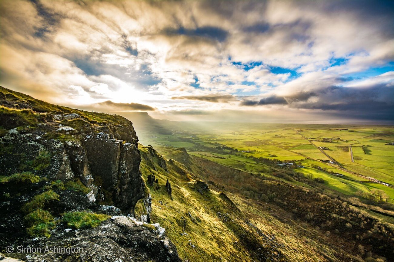 Landscape Mountain Beauty In Nature Ireland Photography Taking Photos Northernireland Check This Out Instagramer @happysnapper65