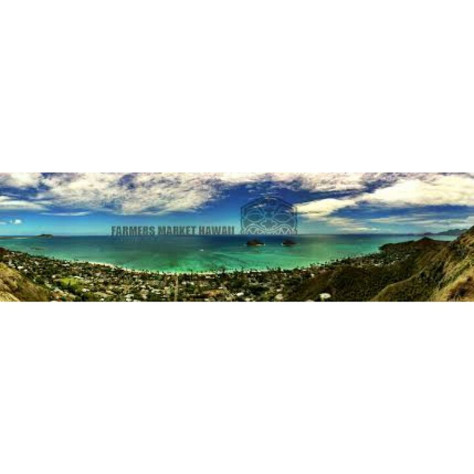 Hawaii⍥⃝ Beauty Mountain Climbing Thats Me