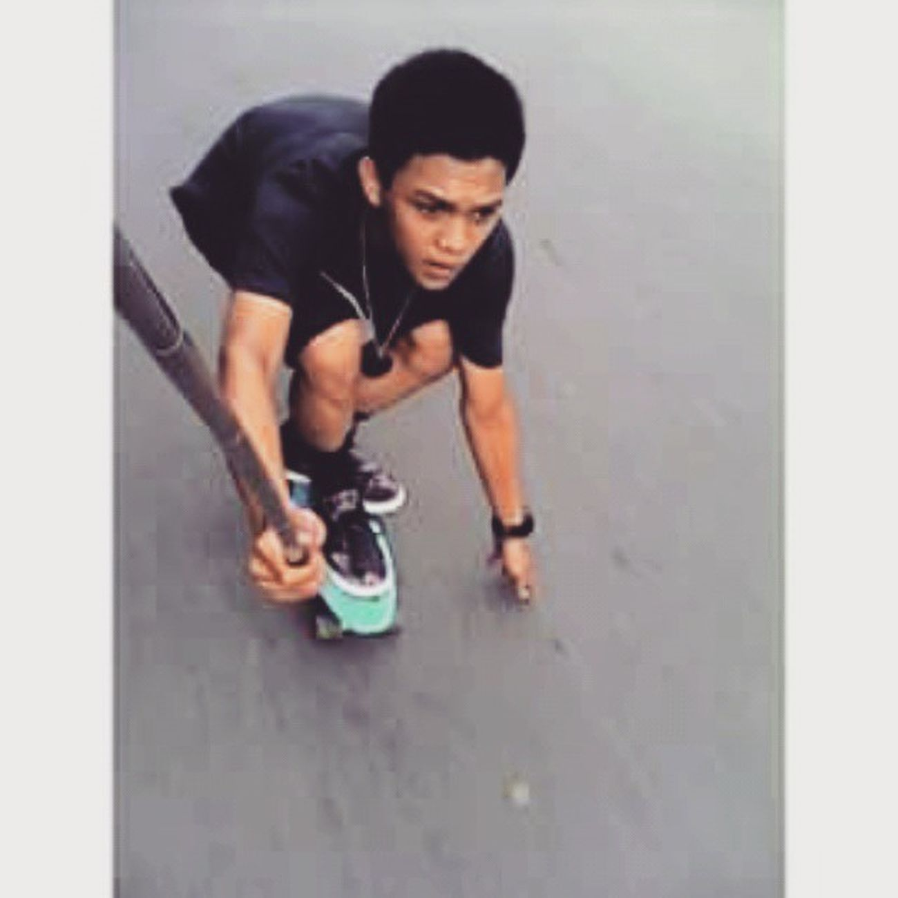 Skate safe, enjoy skatin' Skate for FUN na for FAME Pennyboard Alliance Happy CRUISINTUGATOG