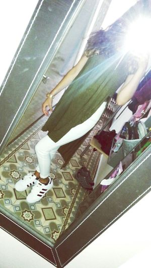 NewOutfit Adidassupertar Whitejeans Hello World Check This Out