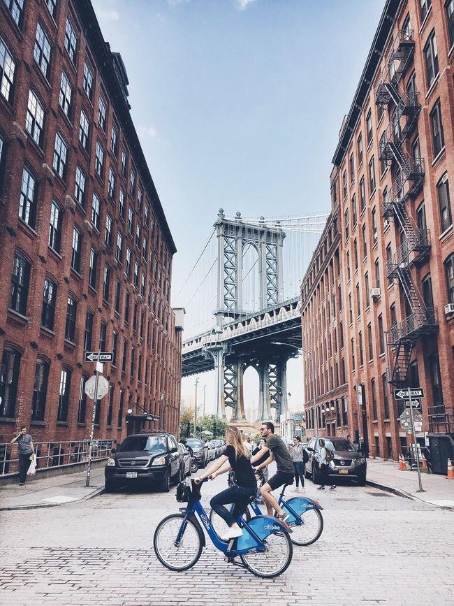 CyclingUnites Architecture_collection Amazing Architecture New York City New York Skyline Cityscape TheEYEEmfacebookcoverchallenge AMPt_community Urban Skyline Built Structure Architecture Personal Perspective Capturing Movement