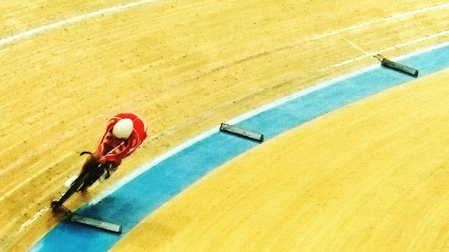 Cycling Track Cycling Track Bike Amateur Amateur Photography Sports Sports Photography Sports In The City Sports Shots Sports Field Learning Photography That's MeThat's Me EyeEm Gallery EyeEm Best Edits Showcase: January Capture The Moment The Passion Within EyeEm Sports From Above