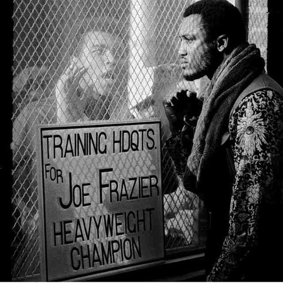 Legendary Muhammedali Champion Boxing fighting