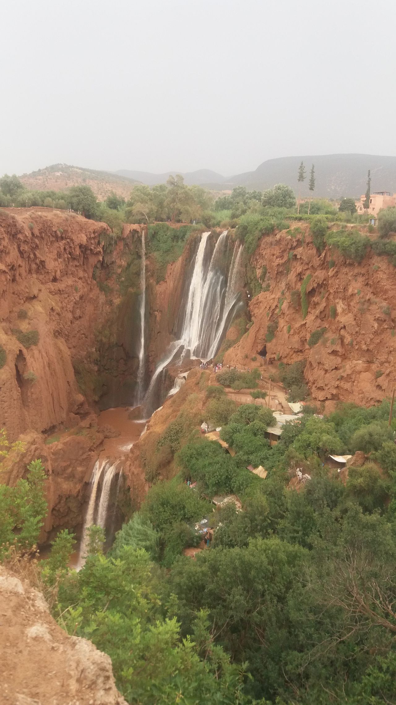 Beauty Beauty In Nature Cliff Environment Environmental Conservation Igniting Morning Light Morocco Morroco Motion Nature No People Outdoors Ouzoud Ouzoud Falls River Rock - Object Scenics Social Issues Solo Traveller Tourism Travel Destinations Vacations Water Waterfall