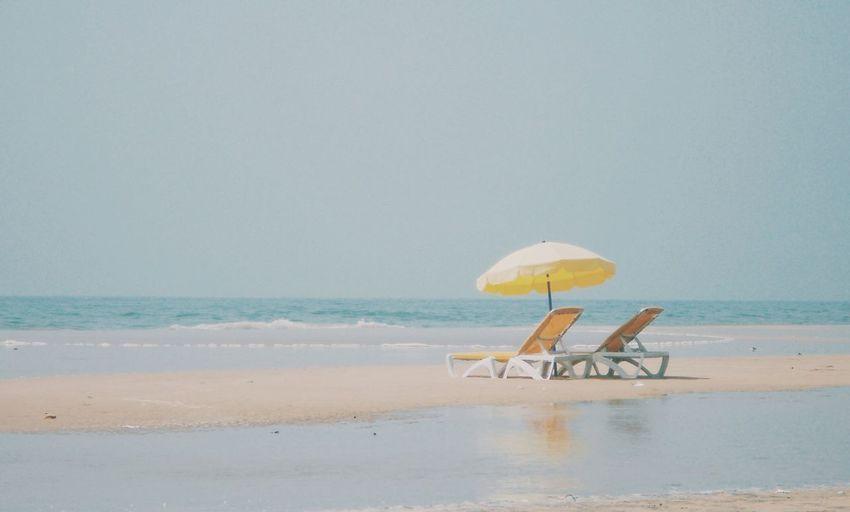 Empty beach Beach Photography Beautiful Calm First Eyeem Photo