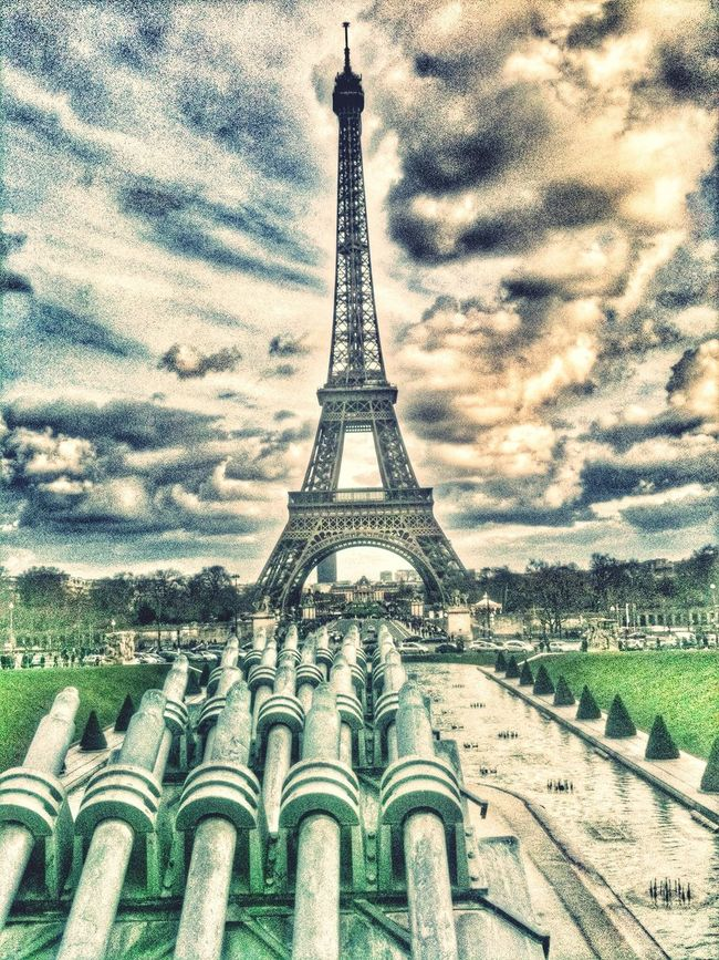 Paris Je T Aime Great Views Paris