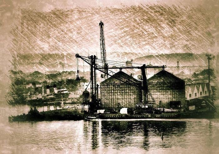 The Port Of Colon
