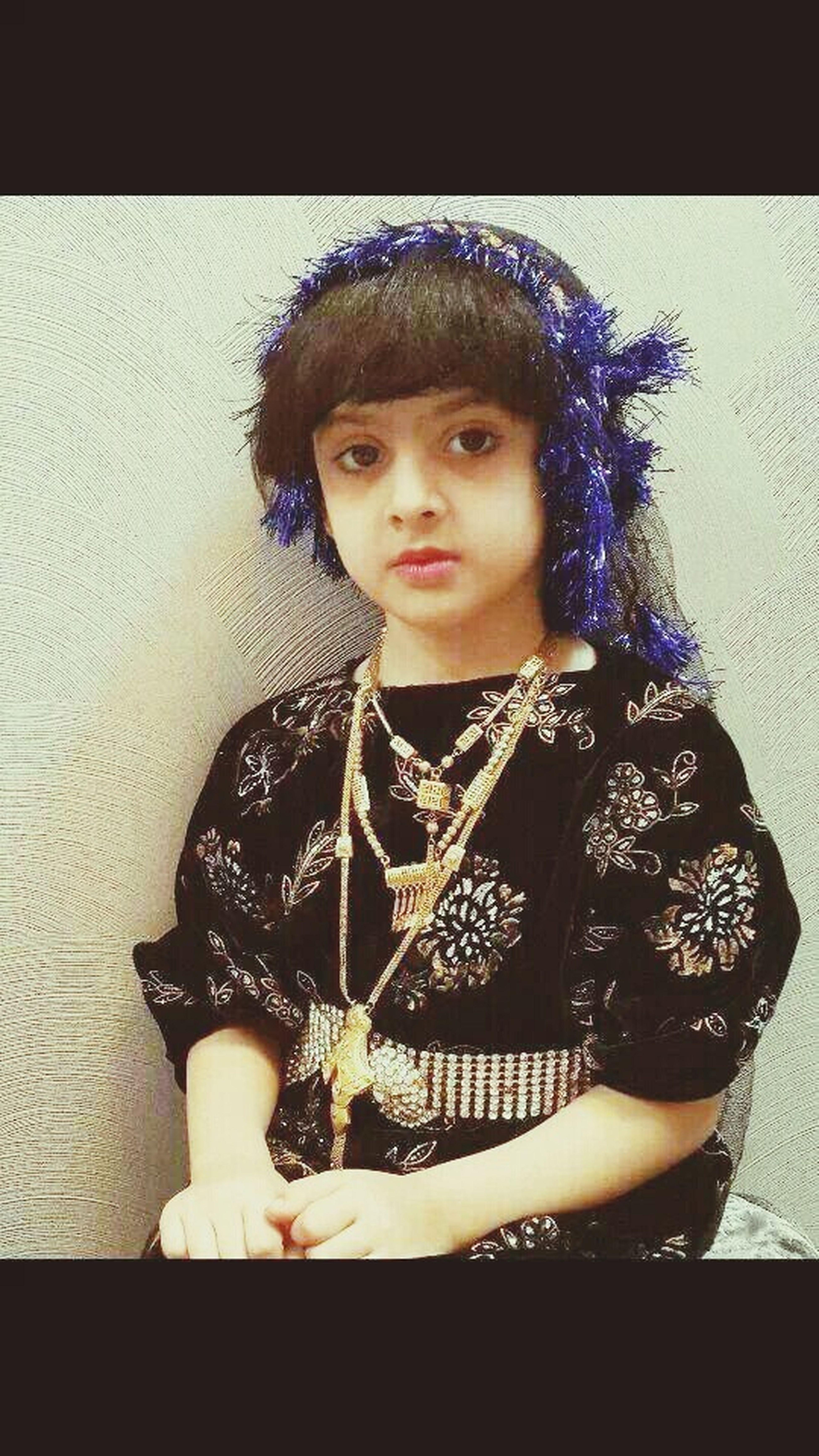 Cute Little Girl From Yemen :)