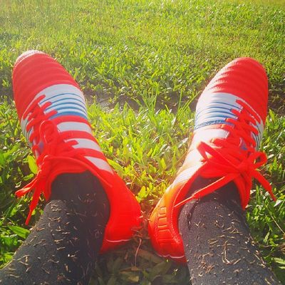 Football is everything and everywhere Adidas Nitrocharge Adidasfootball Soccer Outdoor Footballforever @adidasfootball @prodirectsoccer