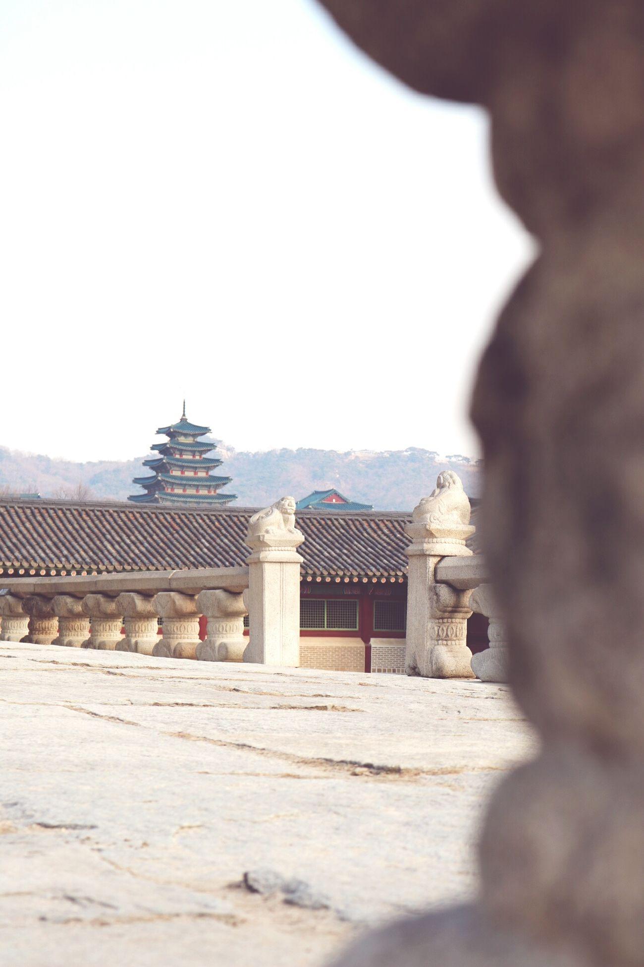 Gyeongbokgung Palace Beautifulkorea 首爾 Seoul 서울 Southkorea Seoul2015 Beautifulseoul Gyeongbokgung Palace Picoftheday Rooftop Detail