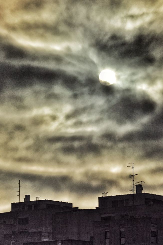 winter sun Eye4photography  Streetphotography Clouds And Sky Winter