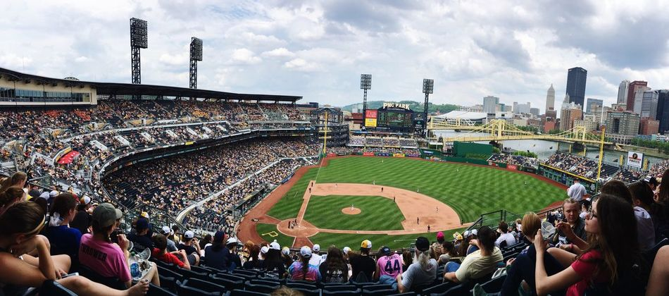PNC Park Pittsburgh Check This Out Hello World Hanging Out Enjoying Life
